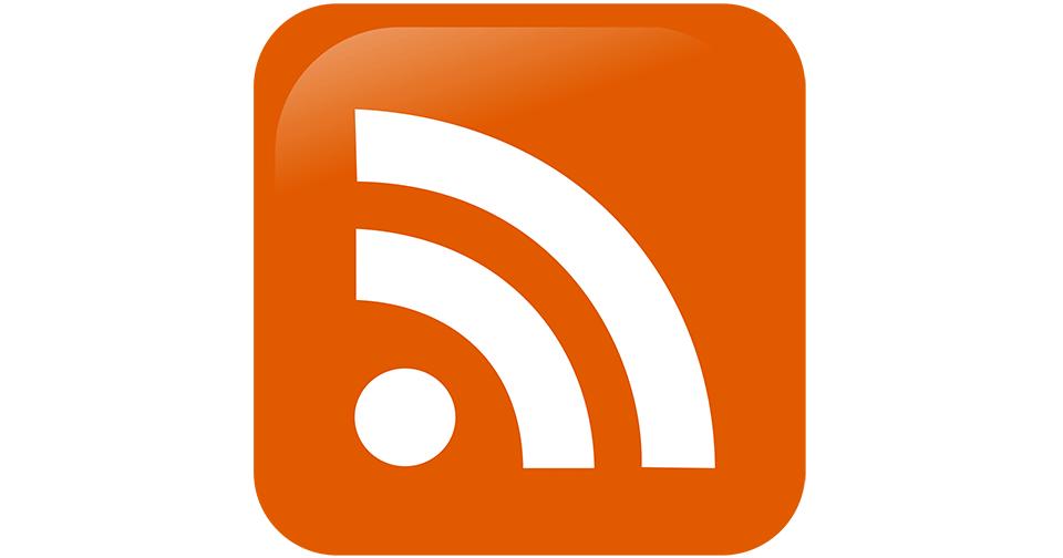 Icône RSS